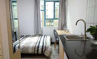 美迪电商教育-经典时尚型-单人间公寓