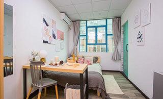 美迪电商教育-轻奢时尚型-单人间公寓