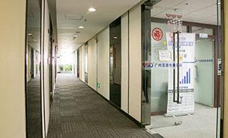 美迪电商教育-学校走廊展示