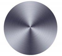 PS教程:简单设计一个金属拉丝黑胶圆形唱片