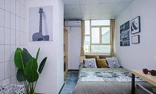 美迪电商教育-都市时尚型-单人间公寓